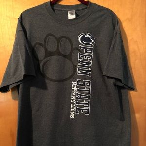 Penn State t-shirt size XL